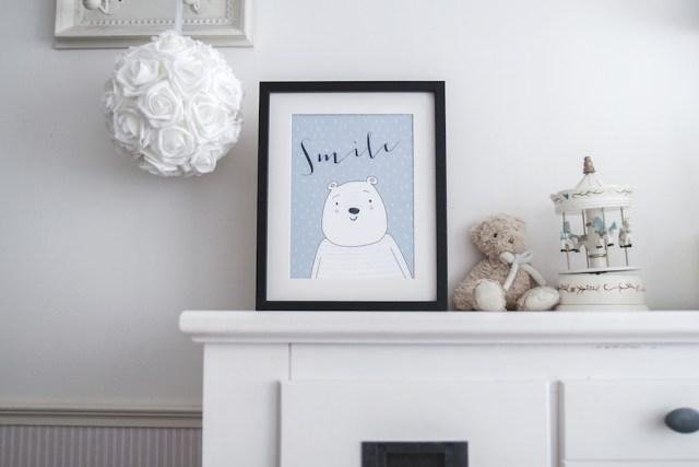 Lámina decoración infantil ilustración gipuzkoa donostia