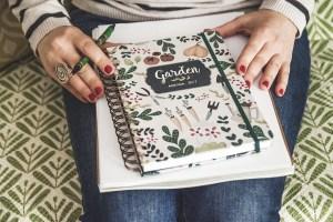 Agendas 2017 – Colección Garden
