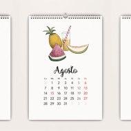 Calendario Garden 2017