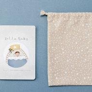 Libro de recién nacido bebé niño