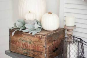 Inspiración: decoraciones bonitas y fáciles para el otoño