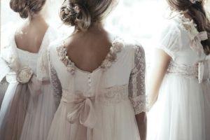 Inspiración para una primera Comunión | Trajes y vestidos