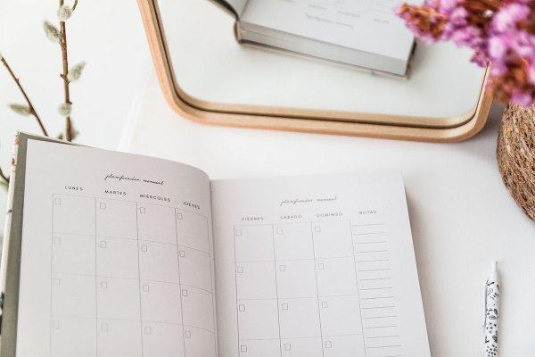 Agenda sin fechas