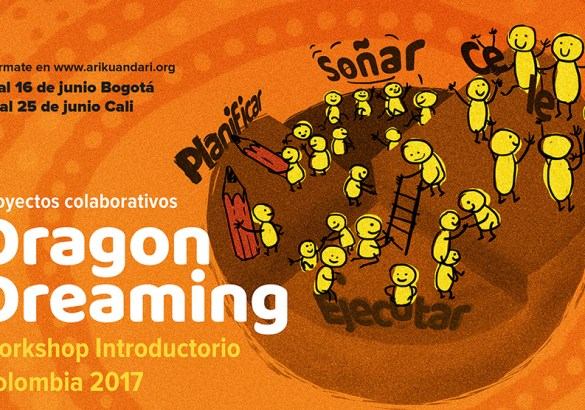 Desde imaginarios, Dragon Dreaming en Colombia