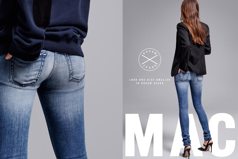 MAC jeans: dé klassieker van ons broeken aabod!