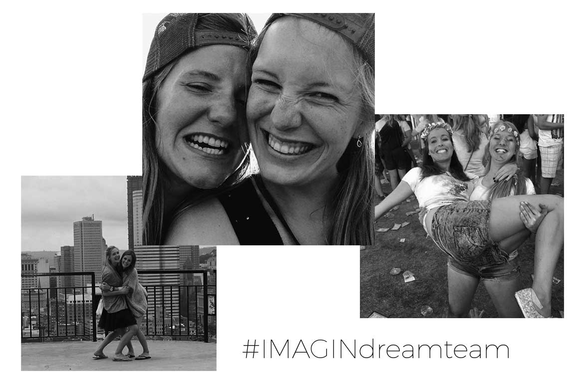 We proudly present: the #IMAGINdreamteam(s)