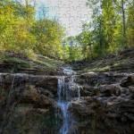 Ozark Waterfall