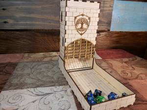 Tree of Life Dice Tower