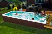 Are Swim Spas Swimming Pools?