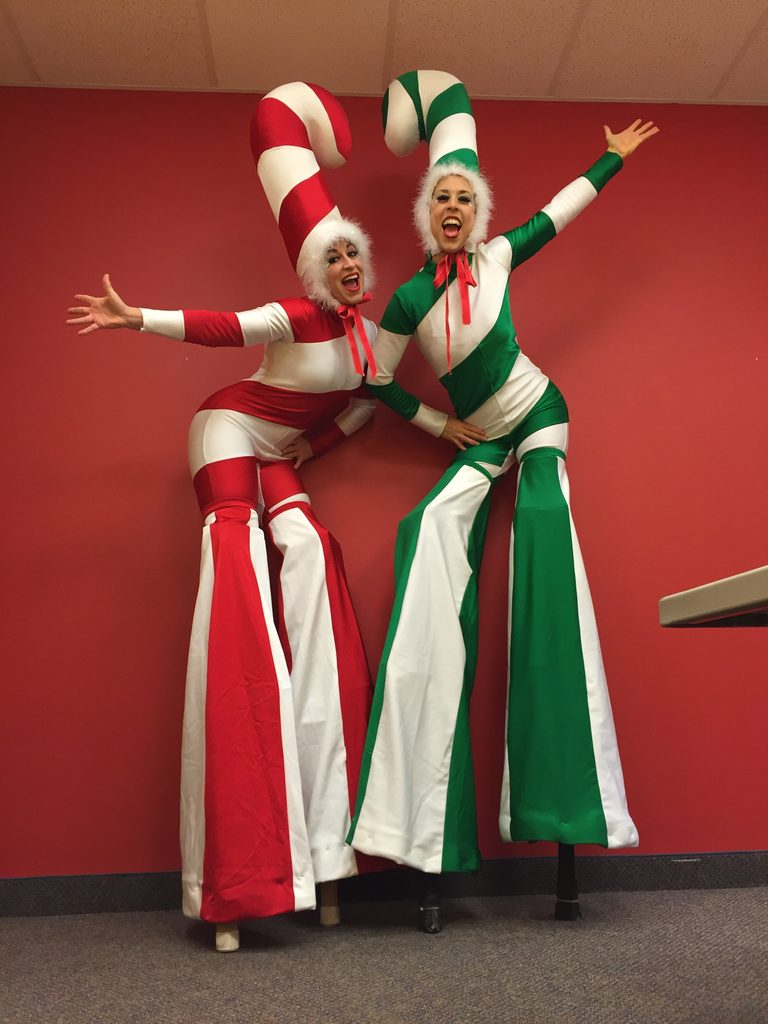 Hire Stilt Walkers for Special Events  Private Parties