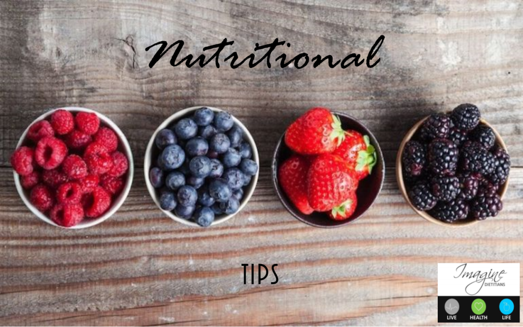 NUTRITIONAL TIPS