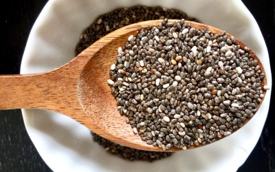 Chia Seed Breakfast Topper