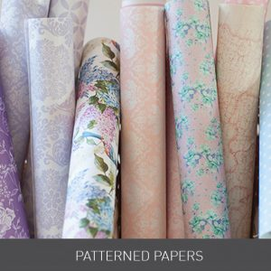 pattern papers floral lace flower blue purple lilac pink red navy baroque