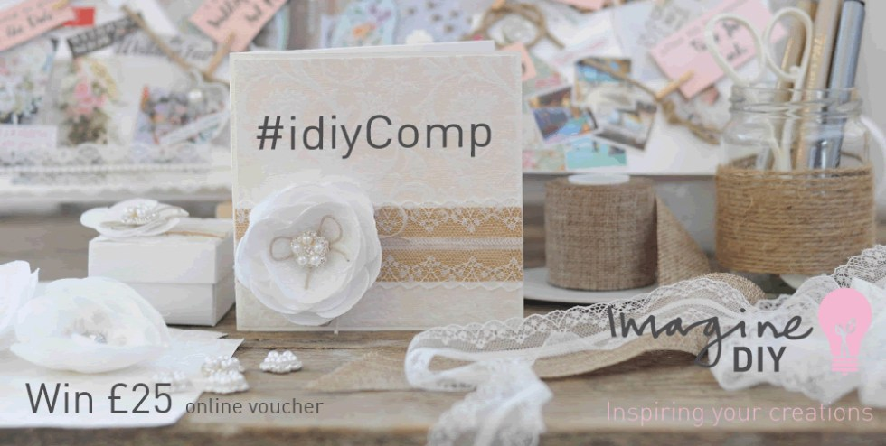 Imagine DIY Wedding Design competition