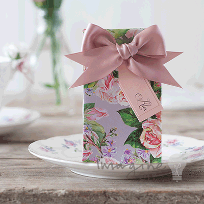 Why do we give wedding favours be inspired by imagine diy diy floral wedding favours solutioingenieria Gallery