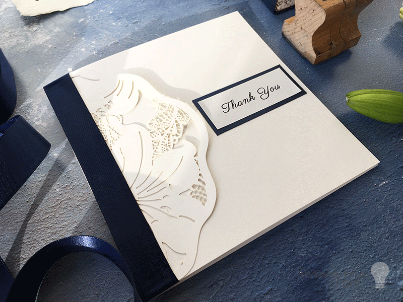 Wedding Thank You Card Gallery - Imagine DIY