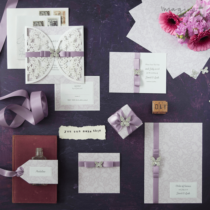 Wedding Stationery Ideas Inspiration Gallery Imagine DIY