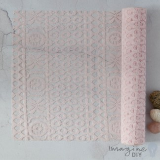 Blush Lida Table Runner - 2.5 Metre