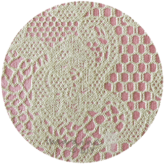 chantilly embossed paper in rose pink and cream. lace embossed paper. Lace paper in cream and rose pink. Decorative paper for DIY wedding invitations, stationery, cards and crafts.