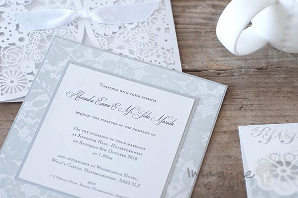 Cheap Laser Cut Wedding Invitations Uk: Wedding Invitations Gallery