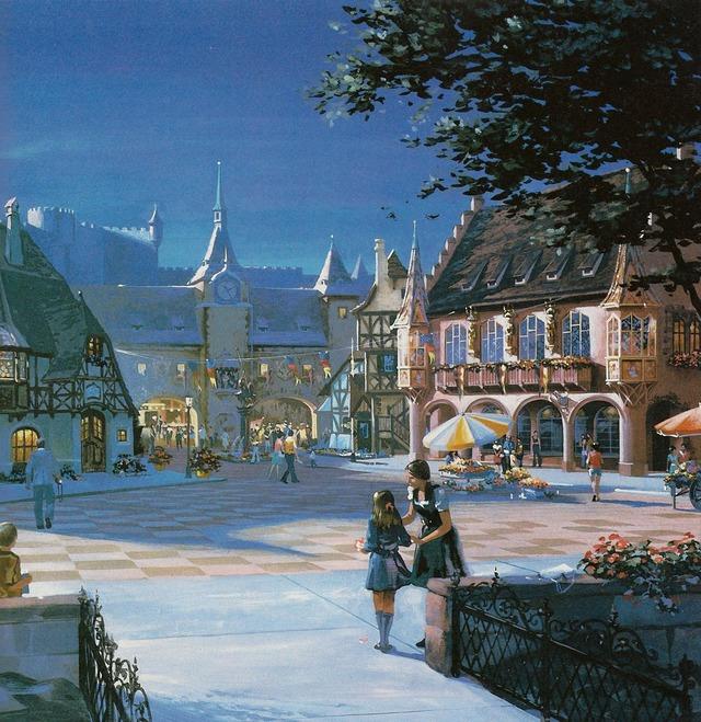Rhine River Cruise Mysteries  Imagineering Disney