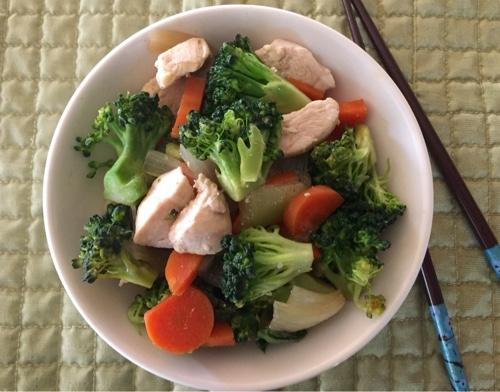 Easy Chicken Stir Fry