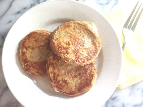 Paleo Pancakes Recipe with Almond Flour and Almond Butter