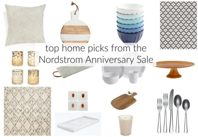 My Top Home Picks from the Nordstrom Anniversary Sale 2016