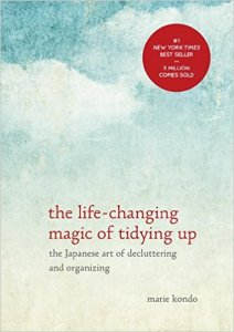 The Life Changing Magic of Tidying Up by Marie Kondo Image