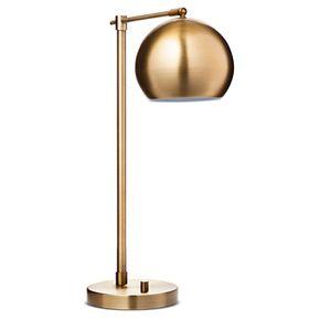 Brass Task Lamp Image