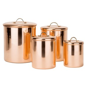 Copper Canisters Image