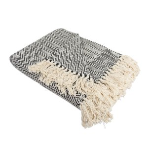 Herringbone Throw Image