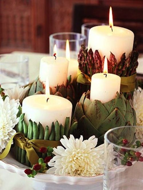 beautiful-simple-thanksgiving-table-setting-ideas & 16 Beautifully Simple Thanksgiving Table Setting Ideas - jane at home