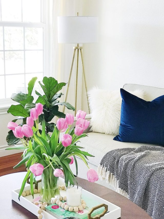 10 Fresh Home Updates to Bring a Touch of Spring to Your Home