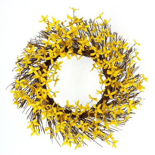 10 Beautiful Spring Wreaths for Your Front Door