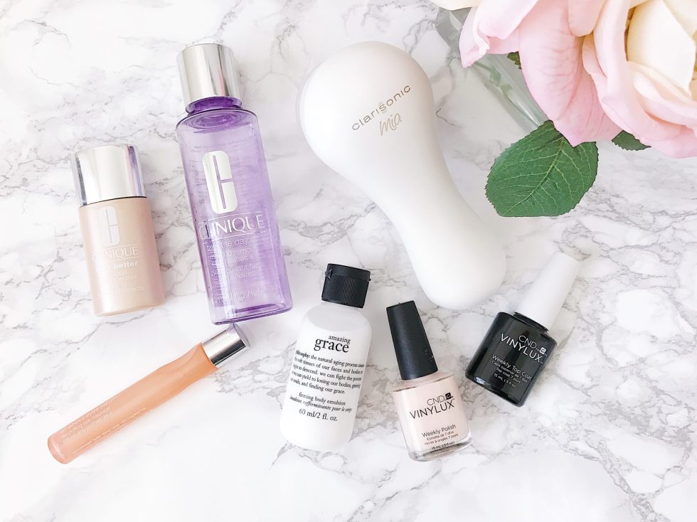The beauty favorites I wouldn't want to live without