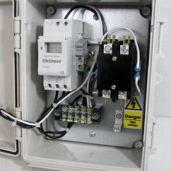 Transistor Contactor Wiring Diagram With Timer 2008 Chevy Cobalt Lt Radio Circuito De Con
