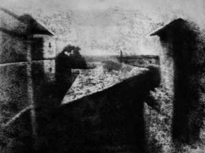 Exposição: O Nascimento de Fotografia