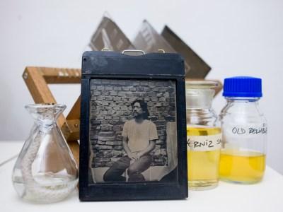 Fazendo o verniz para ambrótipos, ferrótipos e negativos de vidro – Parte 2