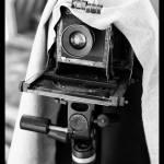 A câmera!