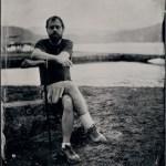 """Colega fotógrafo Pedro Guida. Ambrótipo 4x5"""""""