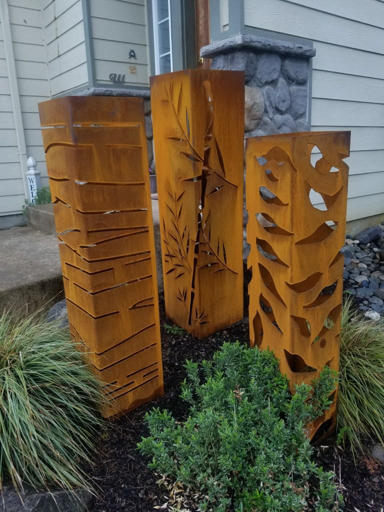 Rusty Garden Towers