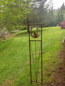 elegant garden trellis
