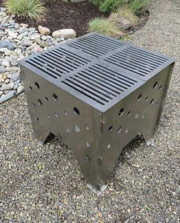 Outdoor Fire Pits and Grills