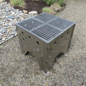 Fire Pits and Grills