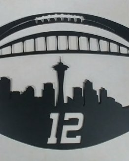 spaceneedle and seahawks staduimq