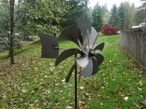 garden spinner pinwheel