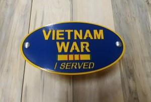 vietnam veterans hitch plug