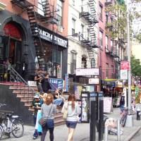 East Village, un quartier à part entière
