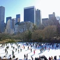 Les meilleurs patinoires de New York